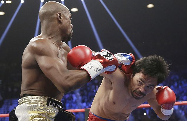 'Vindicated' Pacquiao wants Nevada commission to sanction Mayweather for doping violation