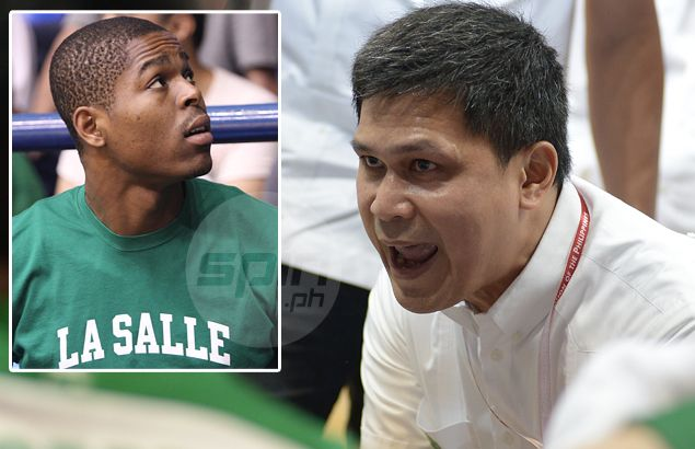 DLSU coach Sauler unperturbed by Ben Mbala eligibility row as fresh info surface on 'ligang labas' stint
