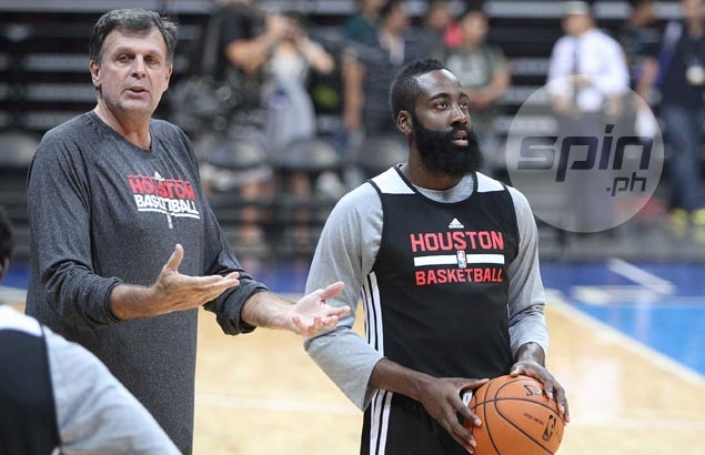 Kevin McHale fired as Houston Rockets coach amid struggling start to season