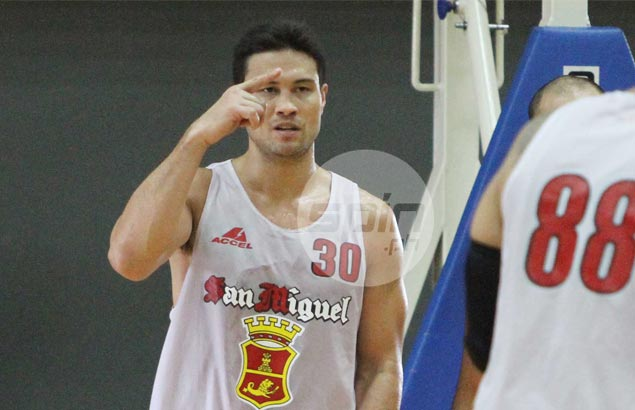 Menk says former team Ginebra headed in right direction