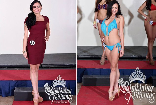Former national fencer Mia Allyson Hernandez Howell targets Binibining Pilipinas crown