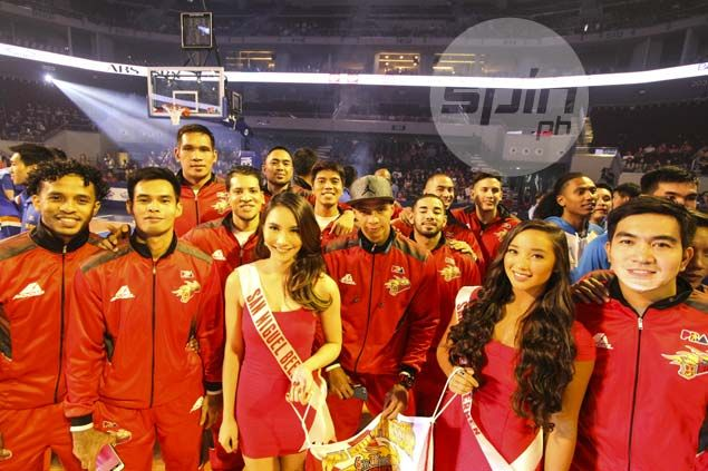 San Miguel's road to immortality begins as Beermen start title defense vs Batang Pier in Davao