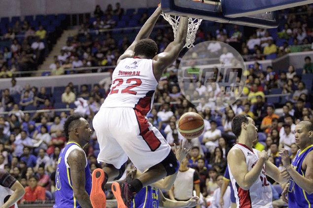 Import Michael Dunigan confident Ginebra will soon play to its full potential