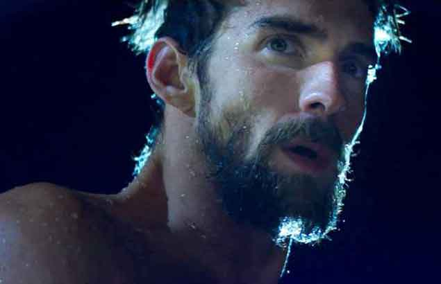 Moving Under Armour tribute leaves Olympic hero Michael Phelps in tears. See VIDEO