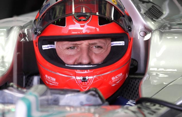Son also races: Michael Schumacher's 15-year old son moves up to Formula 4
