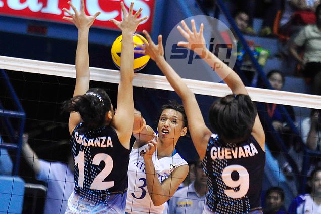 Ateneo Lady Eagles Michelle Morente, Ana Gopico to sit out UAAP season due to academic woes, says official
