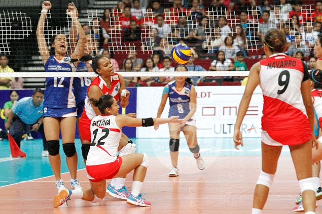 Michelle Segodine glad to reconnect with game she loves through Cignal HD