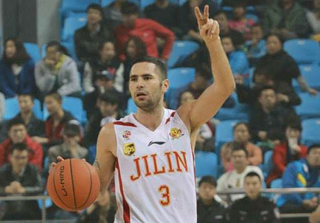 Syrian Micho Madanly, banger Rob Jones to reinforce NLEX in PBA Governors' Cup