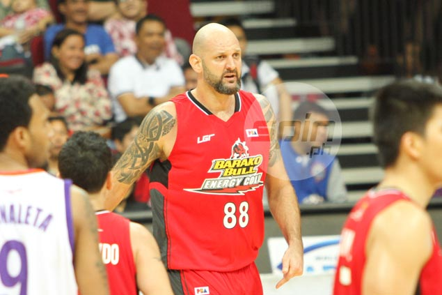 Mick Pennisi back with Barako after trade as Star exceeds Fil-foreign player limit