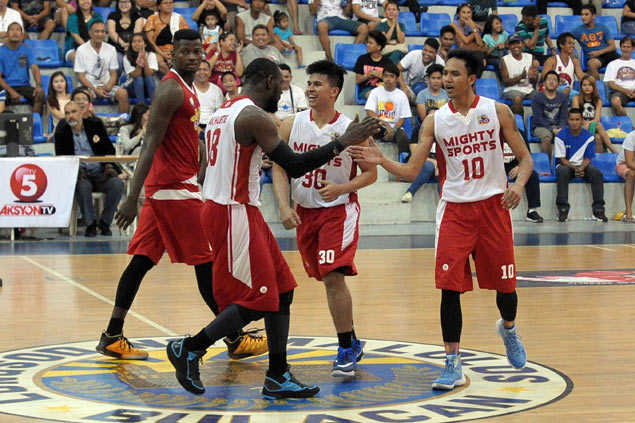 Mighty Sports battles Euro-Med, Jumbo faces Sta. Lucia as PCBL Final Four begins