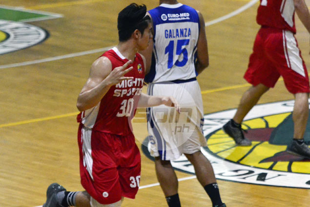 Kiefer Ravena rushes from Gilas practice to PCBL game, leads Mighty Sports to sweep of Euro-Med