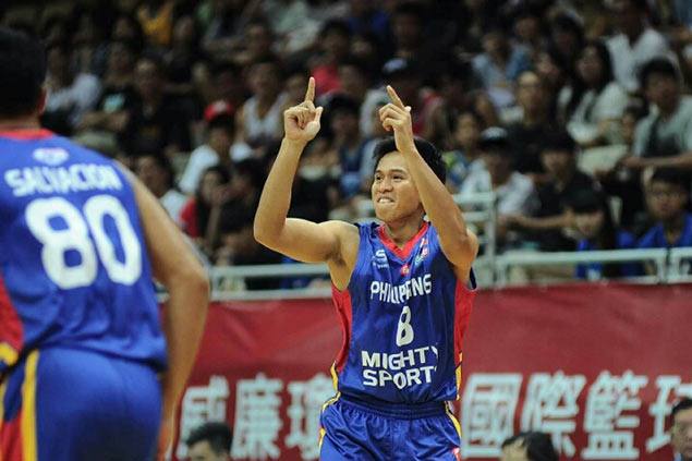 Mighty Sports pulls away late to beat Egypt, inch closer to Jones Cup sweep