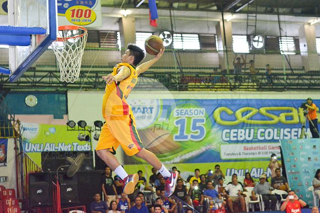 Cesafi players, coaches, fans fume as odd rule turns slam dunk contest into a 'sham'