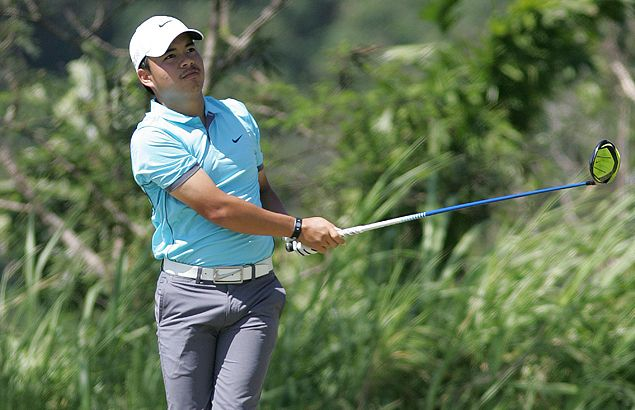 Miguel Tabuena, Angelo Que head cast in Anvaya Cove leg of Philippine Golf Tour