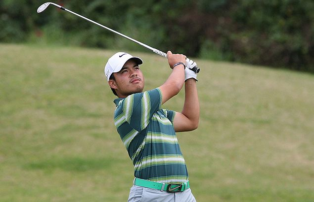 Angelo Que, Migs Tabuena set stage for another final-round face-off for Eastridge title