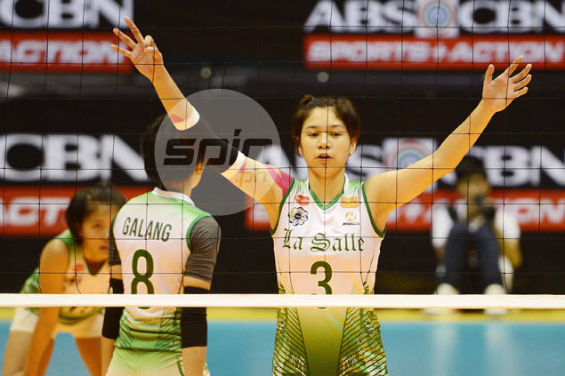 Mika Reyes says La Salle a 'more confident team' ahead of grudge match against Ateneo