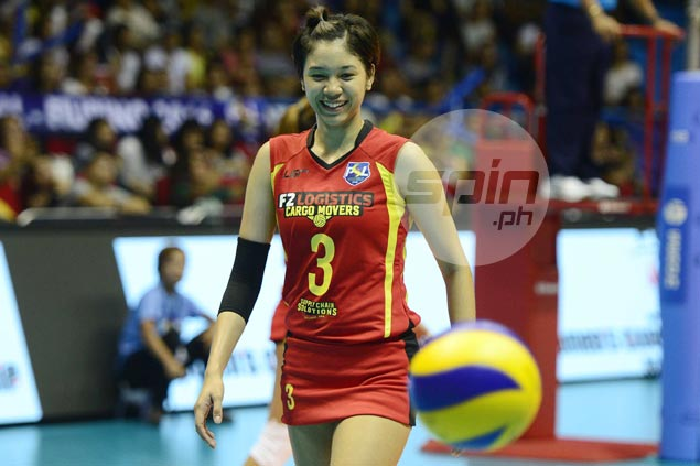 Mika Reyes keeping expectations modest as she vies for spot in PSL team to World Womens Club championship