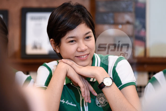 Mika Reyes considers heading back to school for post-grad business course while playing in PSL