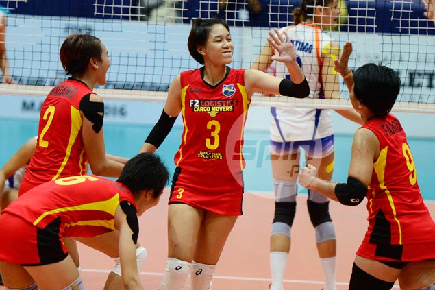 From a teen who can't even send serve across the net, Mika Reyes sure has come a long way