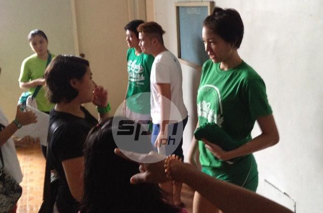Mika Reyes keeps mum amid speculation over cause of breakup with Kiefer Ravena