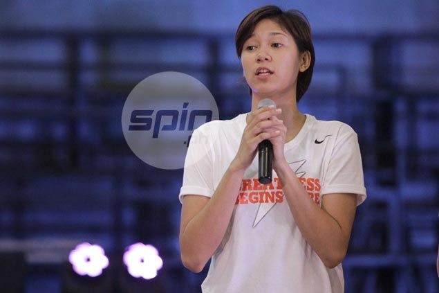 Mika Reyes finds Japan camp roommate Nene Ybanez a source of inspiration