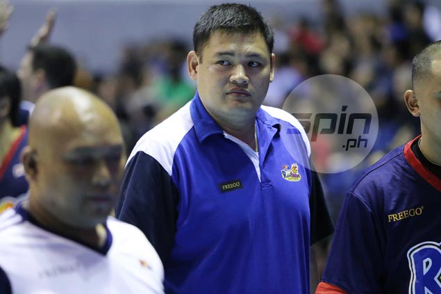 RoS assistant Mike Buendia takes over as coach of reigning Naascu juniors champ CEU