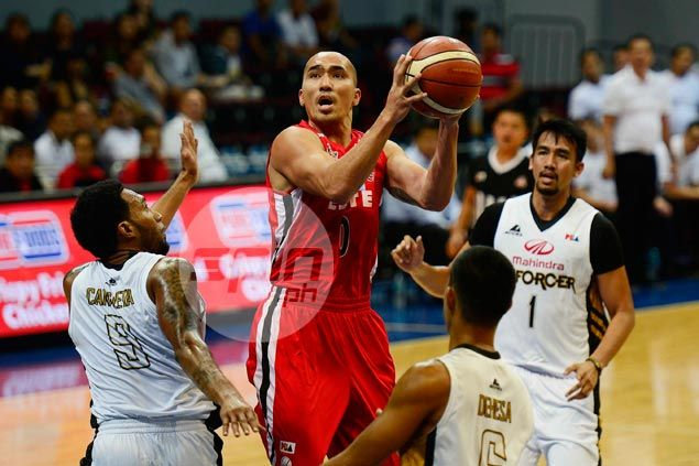 Mike Cortez returns to Blackwater as a free agent on one-conference contract
