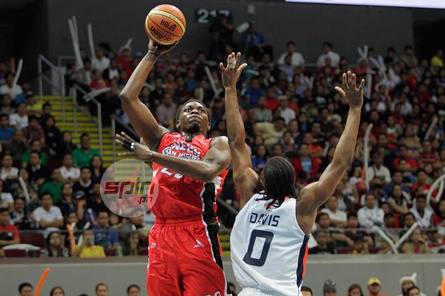 More problems beset Ginebra as import Michael Dunigan downed by food poisoning