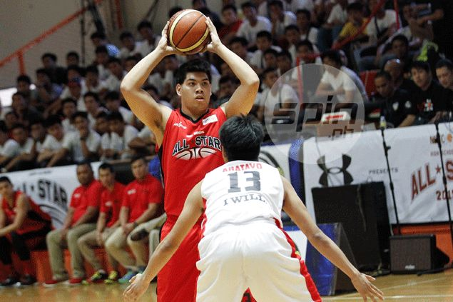 Mike Nieto takes MVP honors while competiting against twin Matt in NBTC All-Star Game