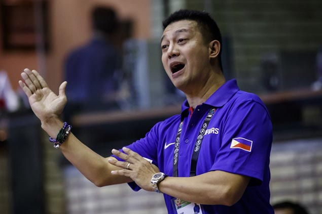 Coach seeks schools' all out support for Batang Gilas in light of Fiba Asia U18 struggles