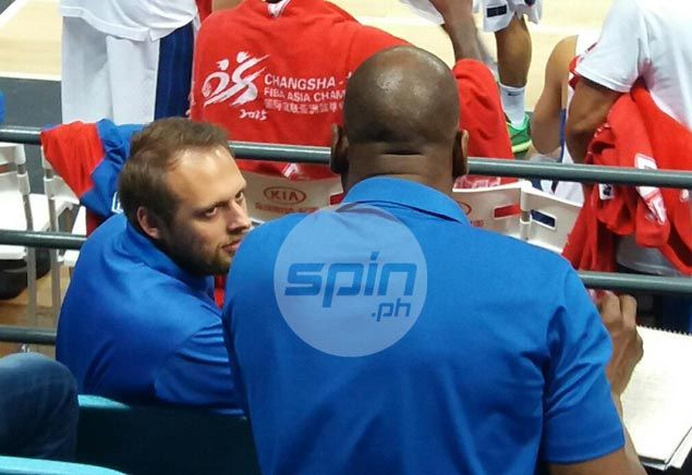 SPOTTED: Memphis Grizzlies scout who served as 'undercover agent' for Gilas in Fiba Asia