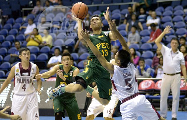 Mike Tolomia, back in top form, earns Player of the Week citation from UAAP scribes