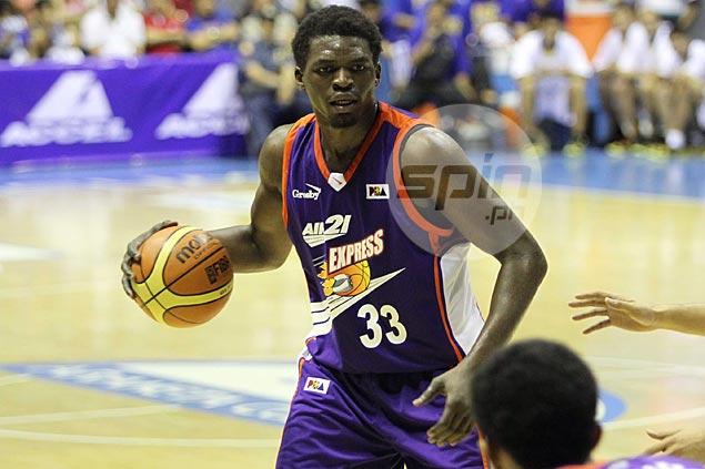 Ginebra beats out Meralco for services of former Air21 import Michael Dunigan