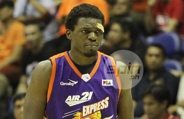 Undersized Meralco looking to bring back former Air21 import Michael Dunigan