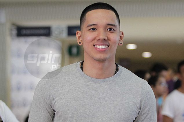 Double celebration for birthday boy Mikee Reyes as he gets drafted in PBA