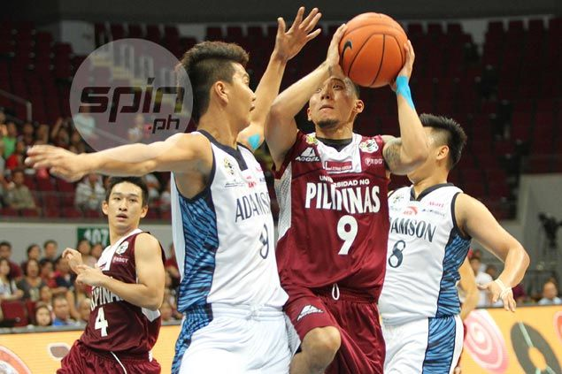 UP guard Mikee Reyes on win over Falcons: 'As pathetic as it sounds, masarap'