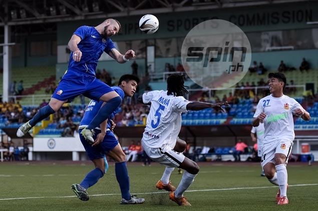 Two-goal Global FC blanks Stallion FC to book return trip to UFL Cup final