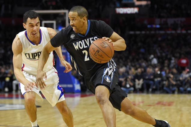 Minnesota Timberwolves waive Andre Miller after finalizing buyout agreement