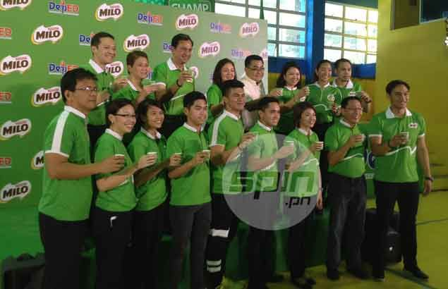 MILO, DepEd team up for fitness program that will teach school kids 'Champ Moves'