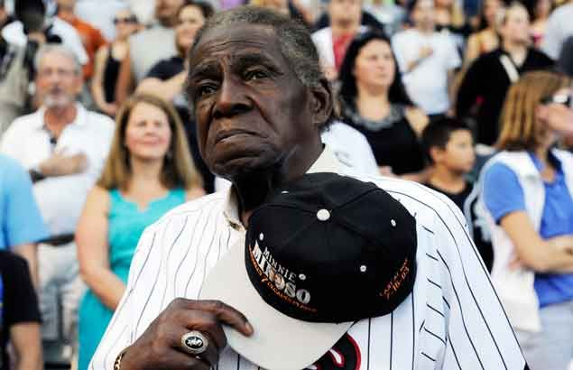 Major League Baseball's first Black Latino star Minoso dies