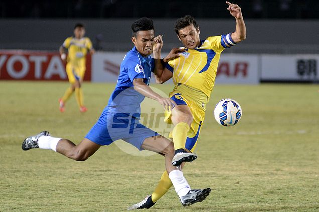 Misagh Bahadoran rediscovers strike skills as Global FC moves veteran winger to old position up front
