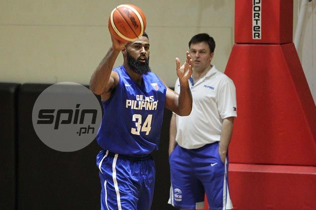 Mo Tautuaa makes sacrifice anew as he rejoins Gilas with little chance of playing