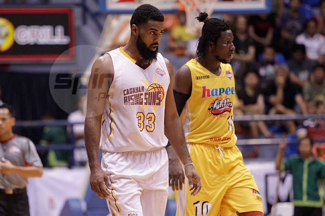 Cagayan star Mo Tautuaa not losing sleep after losing out to Parks in MVP race