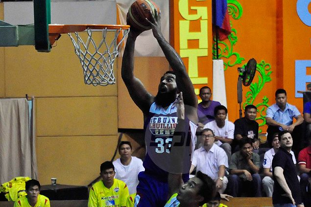 Cebuana Lhuillier survives huge late fightback from KeraMix to take solo lead in Foundation Cup
