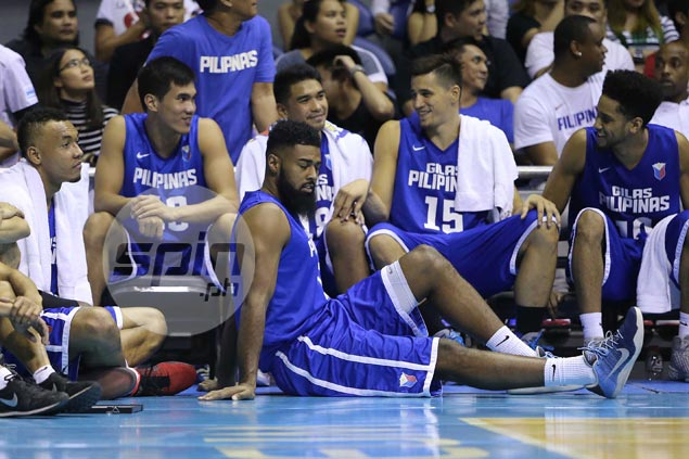 Mo Tautuaa gets ready to seize chance while TNT teammates away on Gilas duty