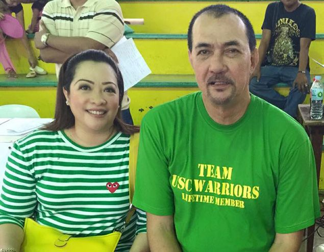 USC's proud son Ramon Fernandez rooting for Warriors to go all the way in Cesafi Finals