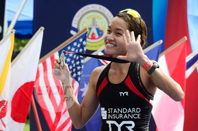 Monica Torres makes triumphant return to duathlon in Powerman Pilipinas race