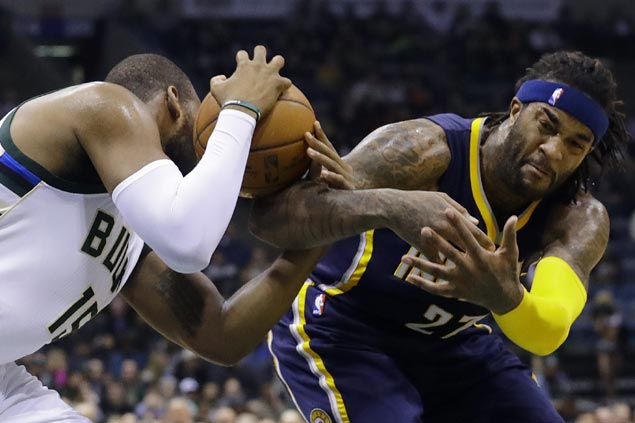 Shorthanded Pacers fend off furious Bucks rally as Indiana keeps rolling ahead of playoffs