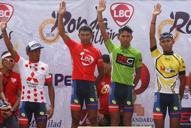 Crowning glory for Jan Paul Morales as he formally claims Mindanao title in 2016 Ronda Pilipinas