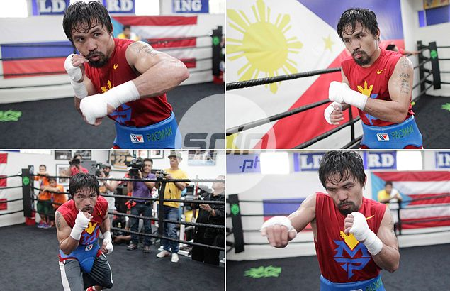 Renewed power in Pacquiao punches stuns Roach: 'Hardest shot in my life'